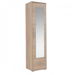 Předsíňová skříň HIT se zrcadlem