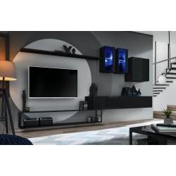 Obývací stěna SWITCH MET 1
