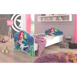 Dětská postel Casimo Malá Mořská Víla Ariel