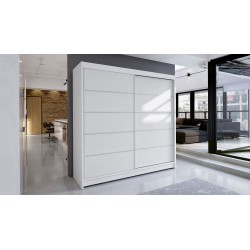 Šatní skříň s posuvnými dveřmi TALIN 4 - 180