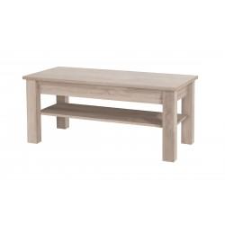 Prostorný konfereční stolek Charis