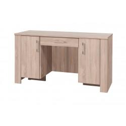 psací stůl  - dub sonoma