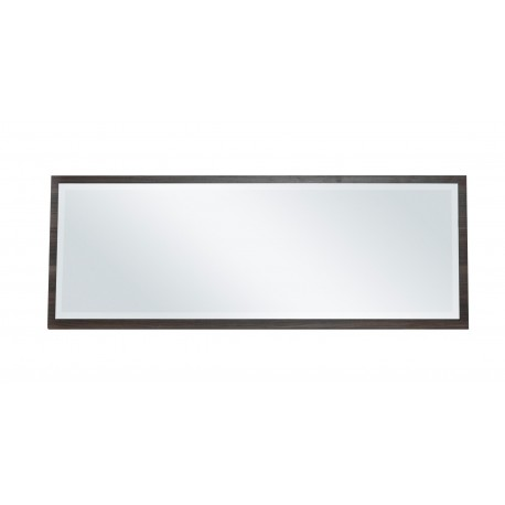 podlouhlé nástěnné zrcadlo