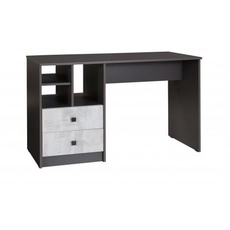 psací stůl - grafit / enigma