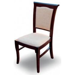 Jídelní židle Hela s precizním čalouněním