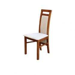 Jídelní židle s prodlouženým opěradlem Adele