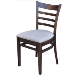 Klasická dřevěná jídelní židle Jana