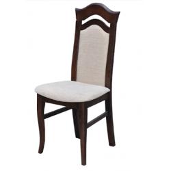 Jídelní židle Patricie  s ozdobným opěradlem