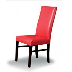 Kontrastní jídelní židle Gitta