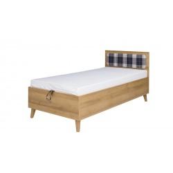 Moderní postel Nemo