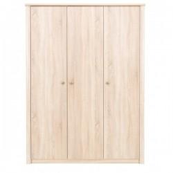 Šatní skříň třídveřová FINEZJA 3